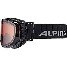 Alpina Challenge 2.0 Quattroflex Hicon S2 - Lunettes de protection - noir